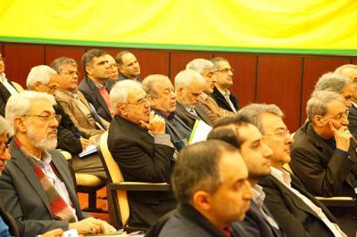جلسه هماندیشی با کارشناسان مدعو کمیسیونها