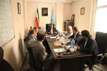 جلسه بررسی و ارائه گزارش از فعالیتهای دبیرخانه پزشکی قانونی کشورهای در حال توسعه 29 خرداد 97